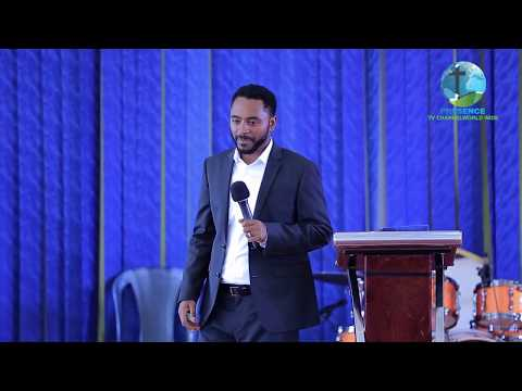 Presence Tv Channel(የዘመናት ጥያቄ ይመለሳል!!)Oct 16 ,2017 With Prophet Suraphel Demissie