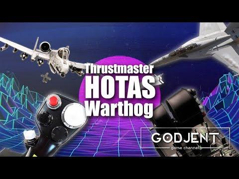 HOME VIDEO | ОБЗОР НА Thrustmaster HOTAS Warthog!