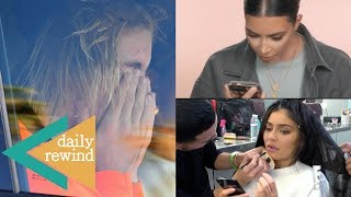 KarJenners REACT To Tristan Cheating! Hailey Baldwin Comforts a CRYING Justin Bieber…AGAIN | DR