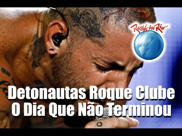 ROQUE BAIXAR DETONAUTAS TENIS MUSICA