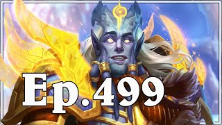 Funny And Lucky Moments - Hearthstone - Ep. 499
