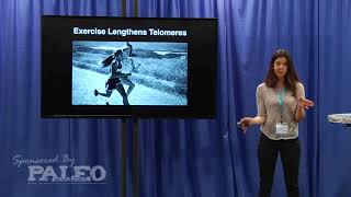Dr  Rhonda Patrick   How Your Diet, Exercise, and Even Hyperthermic Conditioning Can Change the Expr