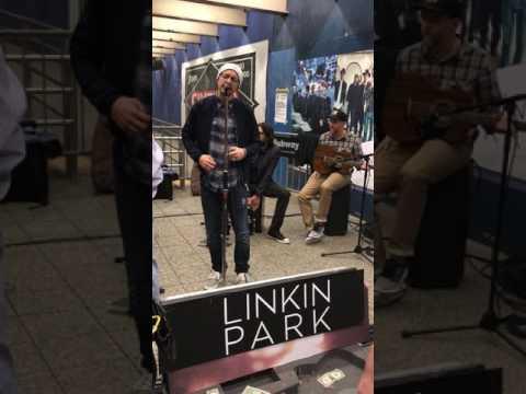Linkin Park - Heavy live Grand Central Station 2017