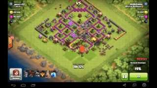 Clash Of clans : New air defense - Air Sweeper