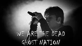 Gary Numan- Ghost Nation (Official Lyrics Video)