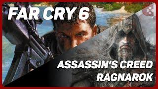 Novo FAR CRY 6 & Novo ASSASSIN'S CREED RAGNAROK (Estilo Viking/Nórdico)