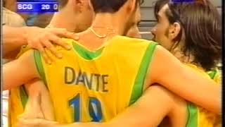 2005 World League Final: Brazil x Serbia and Montenegro