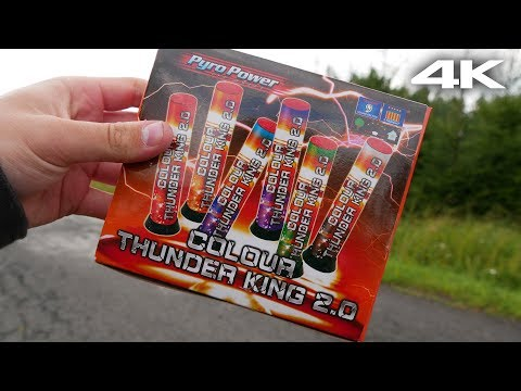 BROEKHOFF COLOUR THUNDER KING 2.0 ★ Einstufung in Kategorie F3 sinnvoll?