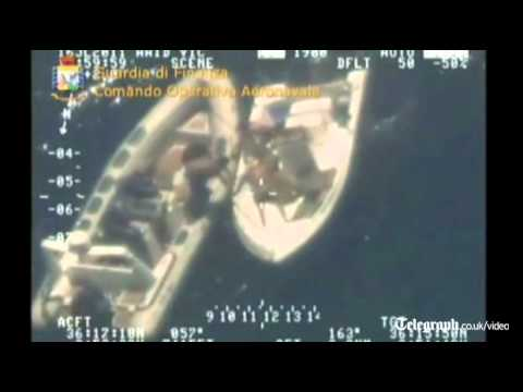 Italian police seize drugs haul after sea chase