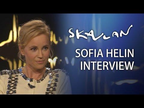 Sofia Helin  Skavlan