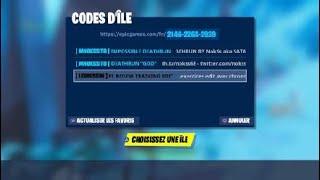 code pour la map de lebouseuh - fortnite hoverboard aktivieren