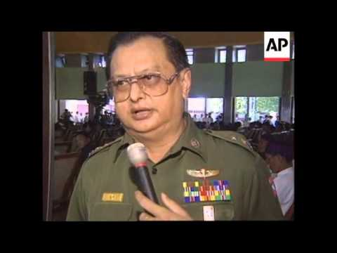 BURMA: RANGOON: MILITARY GOVERNMENT CONSTITUTIONAL CONVENTION