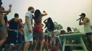 Съемки клипа Oscar Nchaso A.K.A Mr.ON feat. Bluemarine - Off Control