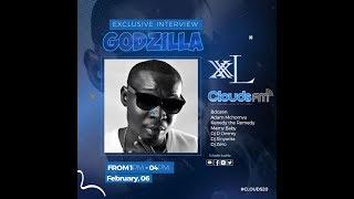 LIVE: Exclusive Interview na Godzilla Kwenye XXL CloudsFm