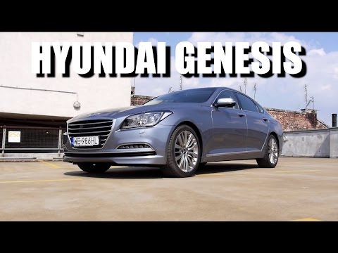 ENG Hyundai Genesis 2015 Test Drive and Review