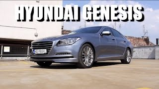 (ENG) Hyundai Genesis 2015 - Test Drive and Review