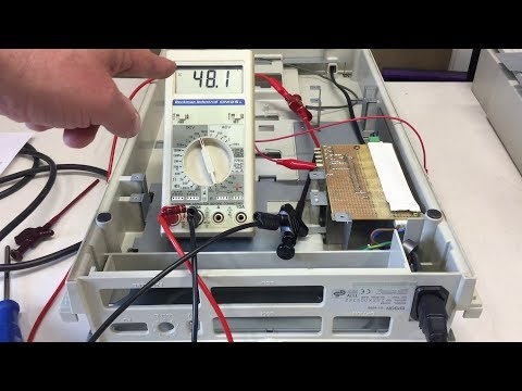 UV Exposure Unit Build (2): Power Supply Board Build, Mounting and Test