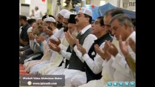 Makkeh gaya HAZRAT BABA BULLEH SHAH Kalam  (Music By Arieb Azhar).wmv
