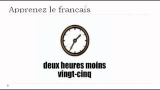 Fransk for Dansk = Tiden på fransk