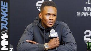 UFC 230: Israel Adesanya post fight interview