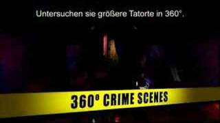 CSI Hard Evidence launch trailer (DE)