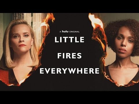 И повсюду тлеют пожары | Little Fires Everywhere - Вступительная заставка / 2020