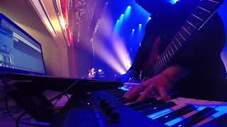 The Great Gig in the Sky - Brain Damage Band (keyboardCam)