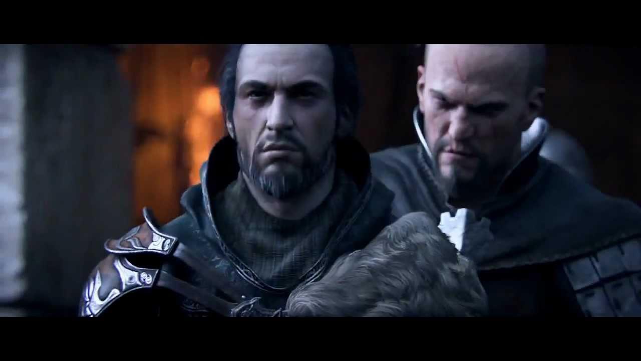 Assassin S Creed Revelations E3 Official Trailer North America