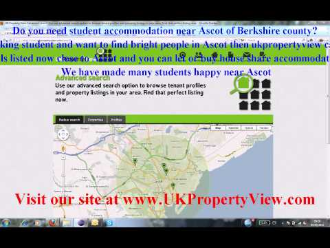 Student Accommodation Ascot | Freshers University Week Berkshire