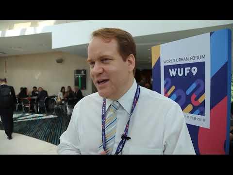 Второй день работы девятой сессии Всемирного форума городов, Куала-Лумпур, Малайзия