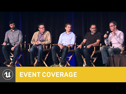 The Future of Virtual Reality, Luminaries Panel - GDC 2016