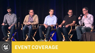 Luminaries Panel: The Future of Virutal Reality | GDC 2016 Event Coverage | Unreal Engine