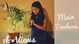 Download song Main Tumhara: Dil Bechara| Sushant Singh Rajput| Jonita Gandhi & Hriday Gattani| A.R.Rahman|