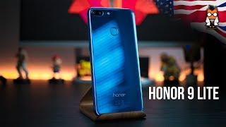 Best low budget quad camera smartphone? Honor 9 Lite hands on