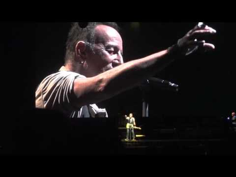 Growing up: Bruce Springsteen & the E Street Band, live, 2016