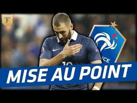 Karim Benzema : sa mise au point après le match France-Arménie