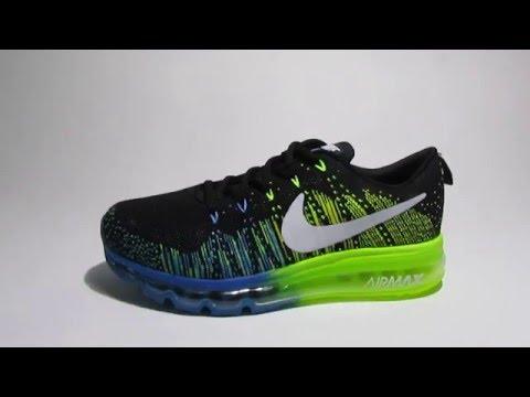 Обзор мужских кроссовок Nike Air Max Flyknit
