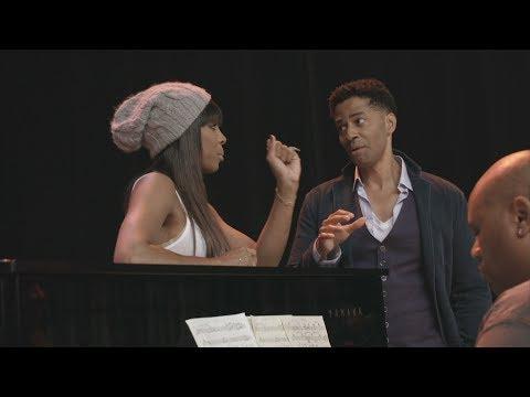 Kelly Rowland & Eric Benét