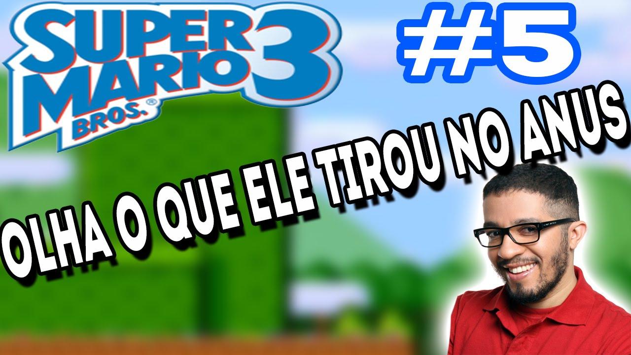 Super Mario Bros. 3 - inventario do jean wyllys #5