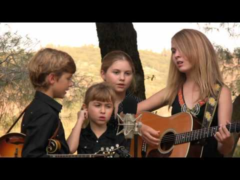 Anderson Family Bluegrass - Get Down On Your Knees and Pray