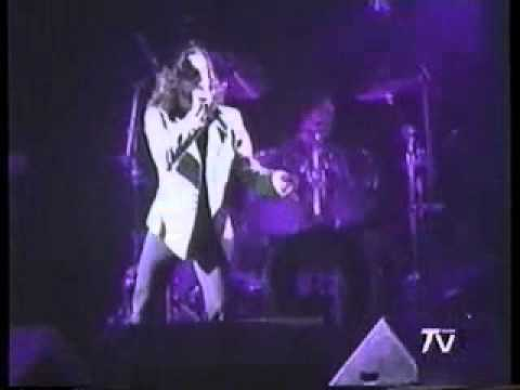 Depeche Mode en Chile 1994 - Sabado Taquilla (TVN) - YouTube