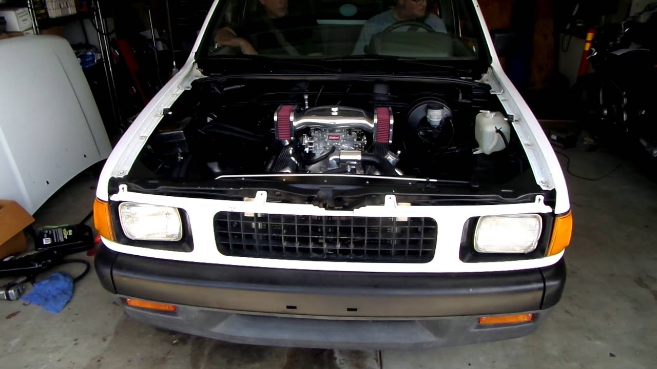 Isuzu V8 Conversion - First DRIVE pt 1 - Project