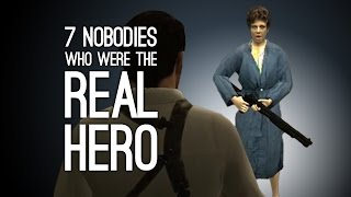 7 Nobodies Who Were the Real Hero