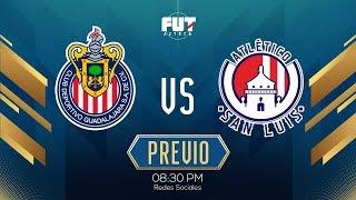 Chivas 🐐 vs ⛪️ Atlético de San Luis