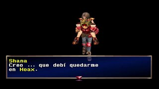The Legend of Dragoon HD Guía en español Parte 9 - Marismas