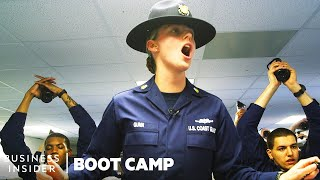 The 6 Most Intense Moments Of 'Boot Camp'