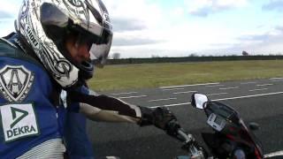 Michelin Pilot Road 3 - 有效縮短煞車距離