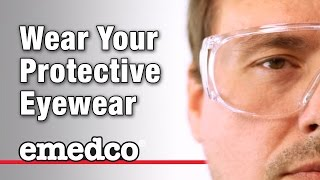 How to Tell if your Safety Eyewear is ANSI Z87.1 Compliant | Emedco Video