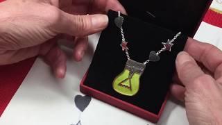 Realización joya diseñada por Claudia Vigo López - IX Deseña unha xoia para a túa nai