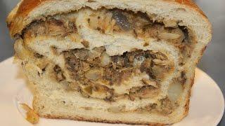 Fish and Potato Bread (Maalu Paan)